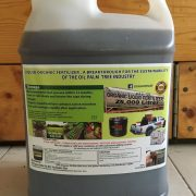 SOS Organic liquid fertilizer wholesale back