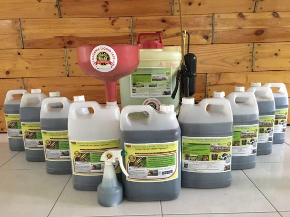 SOS Organic Fertilizer - All Purpose 100% Natural Organic