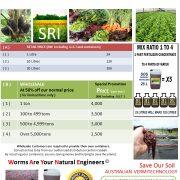 SOS Organic Fertilizer Price List