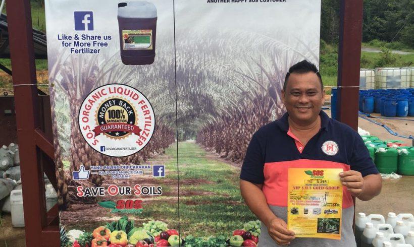 Organic Fertilizer Free Giveaway Pickup – Papar Distribution Center
