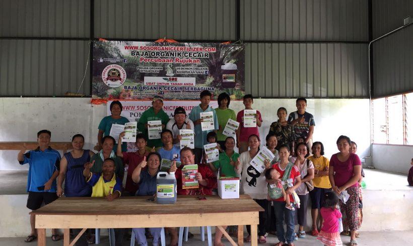 Free Organic Fertilizer Giveaway Kg Sinua and Tuavon  12.11.2016
