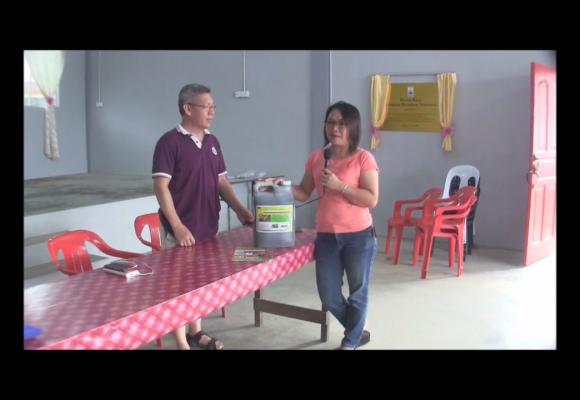 Organic Liquid Fertilizer Testimony Of Kampung Karanaan, Tambunan , Sabah, Malaysia (7)