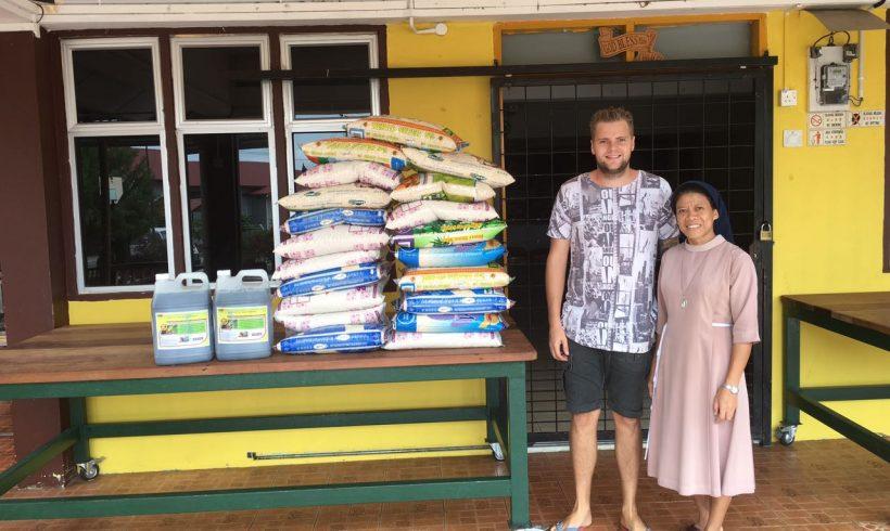 24 FEB Charity  – Rumah Kanak-Kanak Bondulu Toboh Tambunan